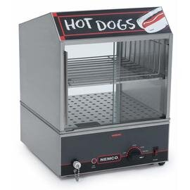 Hot Dog Dämpfer 230 Volt 800 Watt  H 460 mm Produktbild